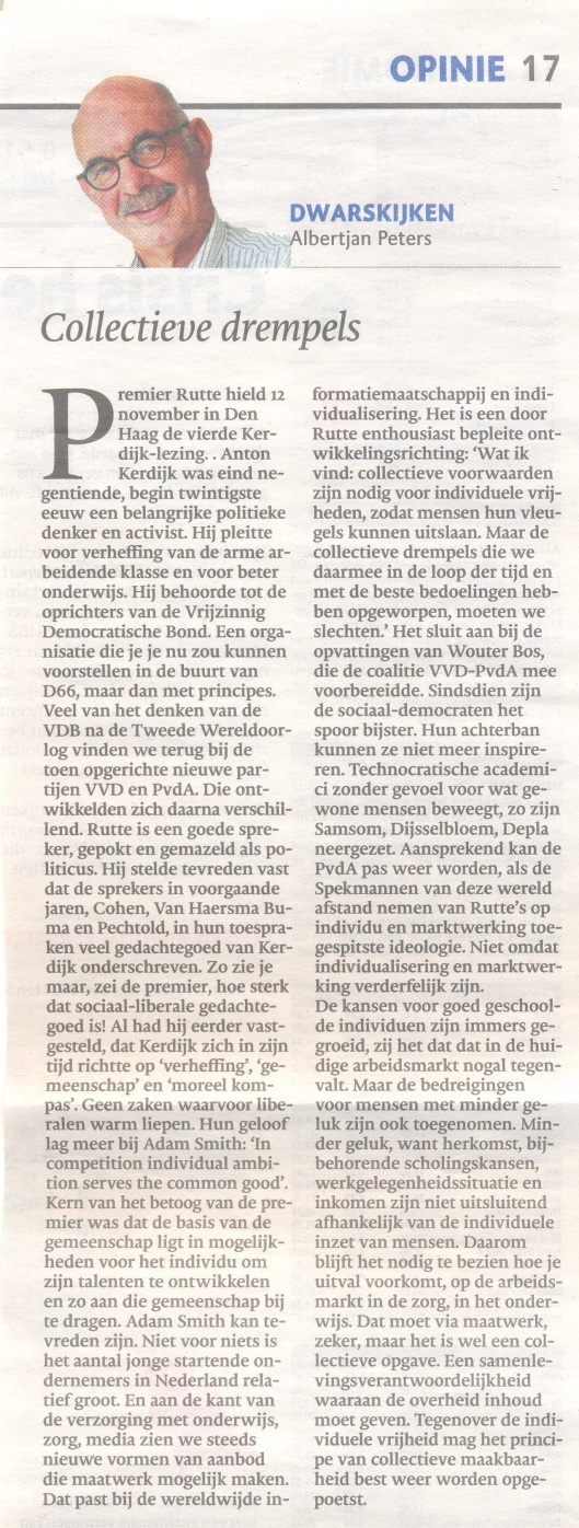 artikel Albertjan Peters 001